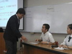 平成31年度 英語ディベート研修会in岡山 報告